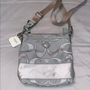 COACH Sliver Crossbody Bag